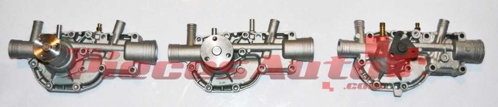pompe a eau 1600 renault 12 gordini r15 r17 entraxe 30mm entraxe 37mm [Résolution de l'écran]